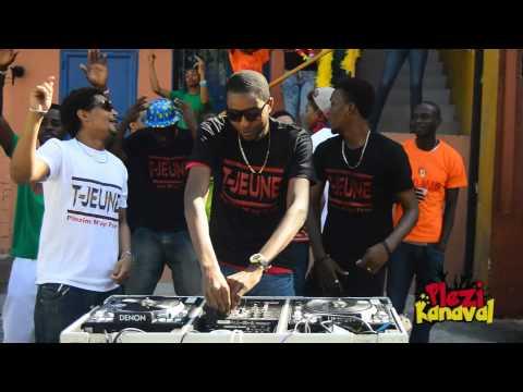 T-Jeune - Kanaval 2015 - Plezi m M'ap Pran - Official Video