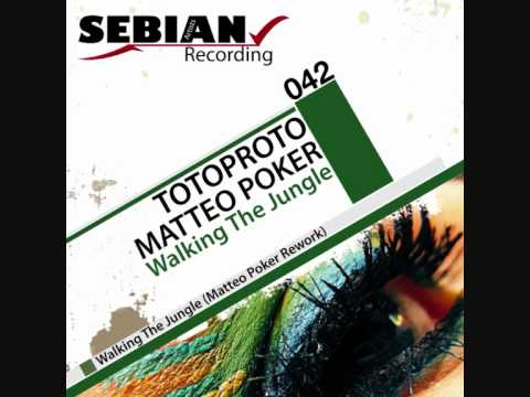 Totoproto - Walking The Jungle (Matteo Poker Rework) PROMO VIDEO - SEBIAN Recordings