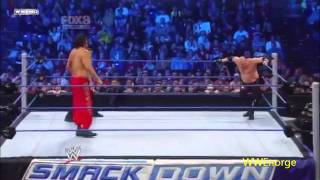 Kane Vs The Great Khali 27 5 11
