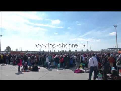 Kriza e emigrantëve - Top Channel Albania - News - Lajme