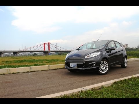[CARVIDEO 汽車視界] 國內新車試駕—Ford Fiesta 1.0L EcoBoost