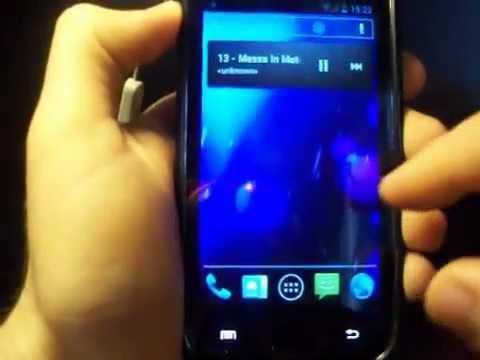 Прошивка Samsung Galaxy Sclcd I9003 I9003Xxkpq Android 2.3.6 Gingerbread