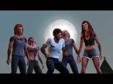Sims 3 Supernatural - NYC Interview