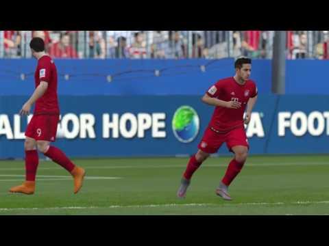 FIFA 16 FC Bayern München vs. Borussia Dortmund Der Klassiker @ Allianz Arena