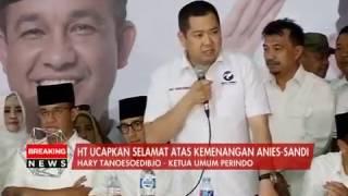 Hary Tanoe : Anies-Sandi Milik Seluruh Warga Jakarta
