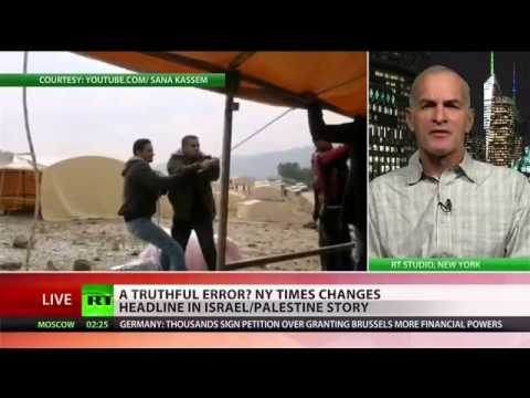 Israel lobby no trabalho na New York Times