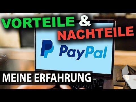 Onlineshops - BEZAHLEN mit PayPal! Meine Erfahrungen!