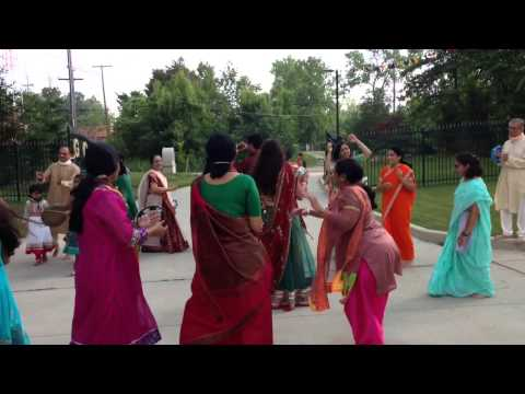 Jain Garba Part1 video
