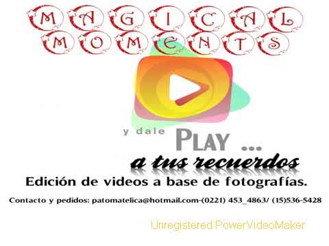 Souvenirs  para toda ocasion (Studio  Magical Moments )