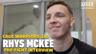 Rhys McKee: I'll Be The Next Irish Fighter Signed To The UFC - MMA Fighting