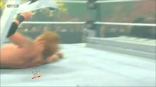 Money In The Bank 2011 Smackdown Ladder Match