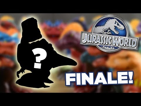 THE WINNER IS...? - BRAWLASAUR Tournament 2018 | Jurassic Month