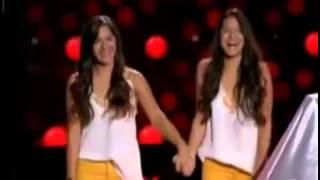 Lizbeth Y Lizeth - Me Gustas Mucho -la Voz M�xico 2014 7 De Septiembre Audiciones