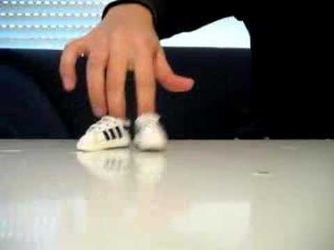 Fingers Breakdance 2 (original) Video