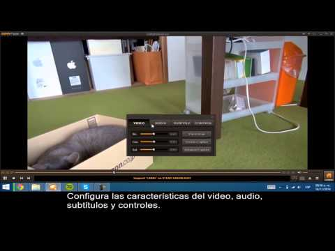 GOM Media Player – Reproductor multimedia – Vista Previa Descargar