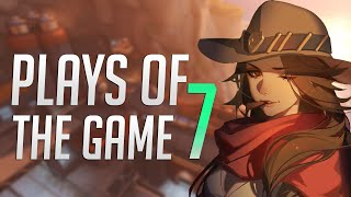 Best Plays Of The Game - Overwatch Community Highlights Montage 7