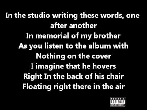 Lupe Fiasco - Cold War Ft. Jane (Lyrics On Screen) (Food & Liquor 2)