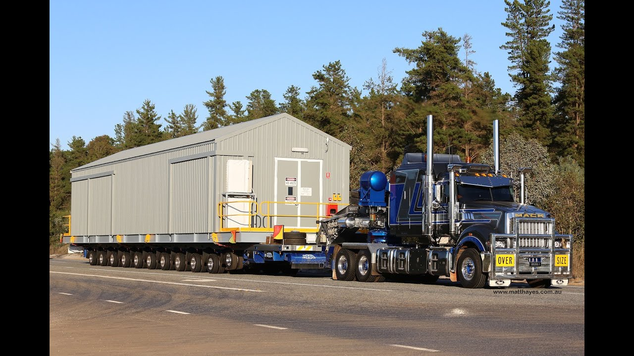 Heavy Haulage Australia's Mega Truckers Triple Treat,Big ...