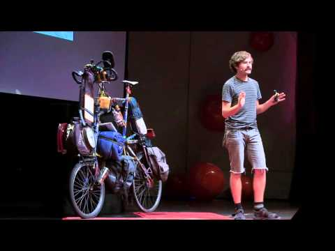 How Do You Get Off That Thing?: Bobby Gadda at TEDxUCLA