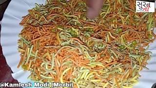 પોંકવડા અને પોંકસેવ આતો સુરતની મોજ indian Street Food surat