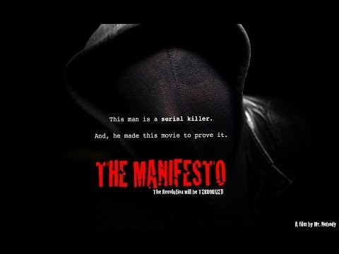 The Manifesto - Serial Killer Horror Movie - Full Film HD
