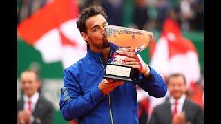 Fabio Fognini Wins Monte-Carlo, First Masters 1000 Title! | Monte-Carlo 2019 Final Highlights