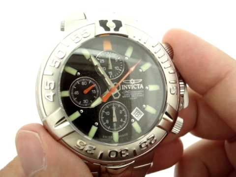 Invicta 2872 Subaqua Noma II Limited Edition Chronograph watch