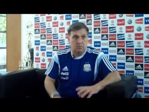 """Entrevista con Gerardo Martino - """"Si Newell's no hubiera jugado como jugó era un campeón cualquiera"""""""