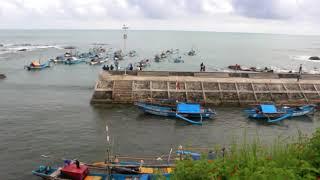 Wisata Pantai Jayanti Cidaun - Cianjur Selatan