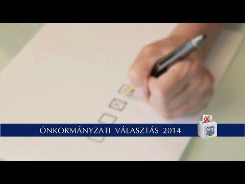 Élő választási műsor - 1. rész