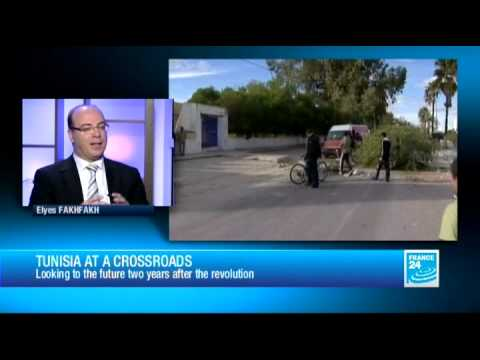 FRANCE 24 The Interview - Elyes Fakhfakh, Tunisian Minister of Tourism