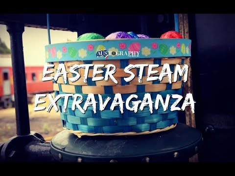 Canberra Railway Museum - Easter Steam Extravaganza Official Tv Ad