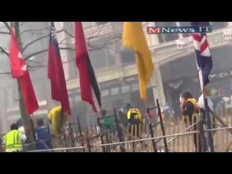 Bombe alla Maratona di Boston