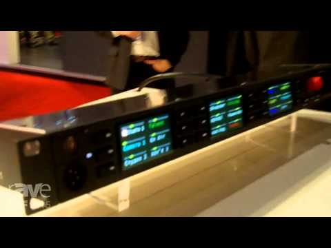 ISE 2015: Riedel Communications Tells rAVe About the Smartpanel RSP-2318