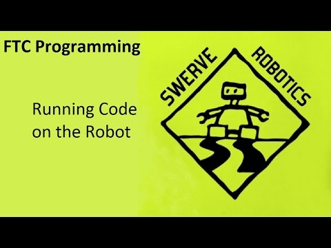 FTC Programming: Running Code