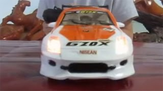 Unboxing Racing Car