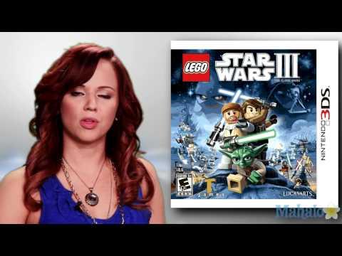 Gears of War 3, Nintendo DS, Killzone 3 - Mahalo Video Games Today #42