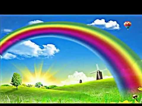 Testo arcobaleno