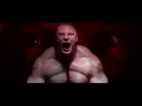 John Cena v Brock Lesnar