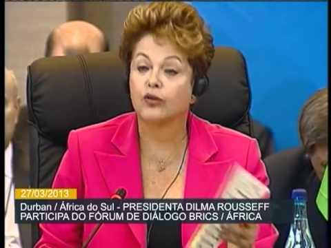 Dilma diz que é contra reduzir crescimento econômico para conter inflação