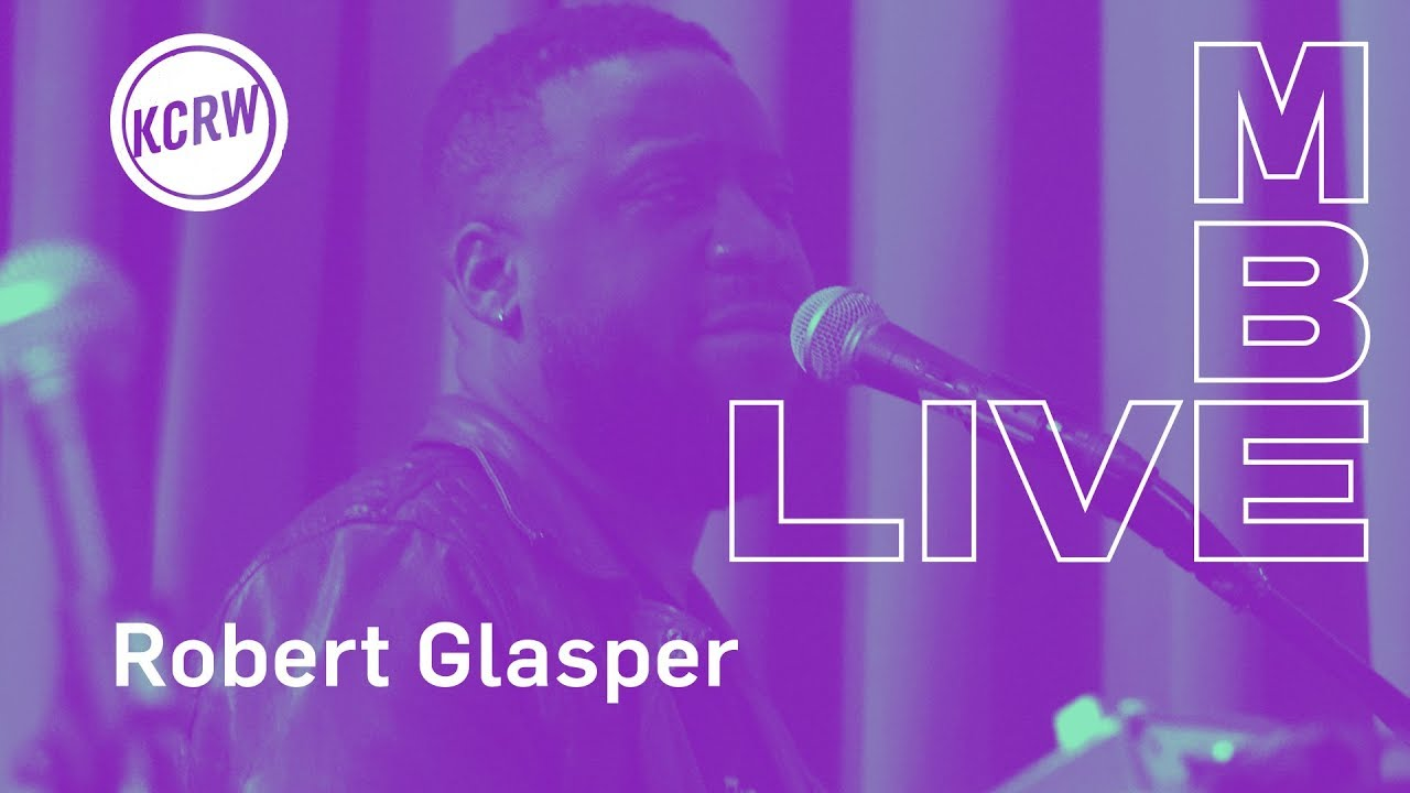 "Robert Glasper - 米KCRW「Morning Becomes Eclectic」にてRadioheadカバー""Packt Like Sardines In a Crushed Tin Box""など6曲を披露 約73分のスタジオライブ映像を公開 thm Music info Clip"