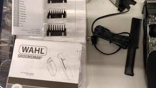Wahl 9918-1416 Groomsman Saç,Sakal,Bıyık Düzeltme ve Şekil Verme Makinesi