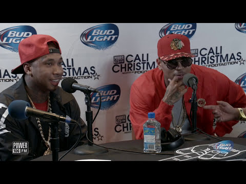 Chris Brown + Tyga Address Frustrations With Young Money