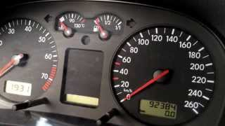 VW Golf 4 service insp reset,VW Golf 4 service reset, VW Golf 4 oil service reset