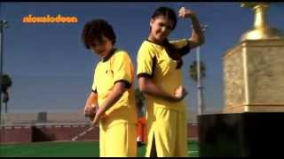 Nickelodeon Slime Cup 2014 [Nickelodeon Greece]