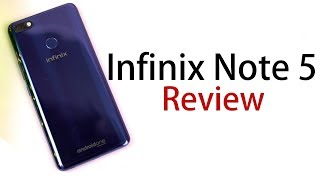 Infinix Note 5 Review After 1 Month - Best Mobile under Rs. 10,000??