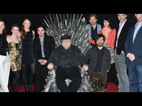 George RR Martin Will Write You Into Next Book, Kill You, for $20K
