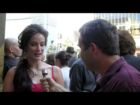 Dayanara Torres, Miss Universe, talks about