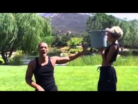 Will Smith - ALS Ice Bucket Challenge