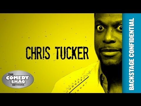 Chris TuckerBackstage Confidential Up Close and PersonalEpisode 8Comedy Shaq